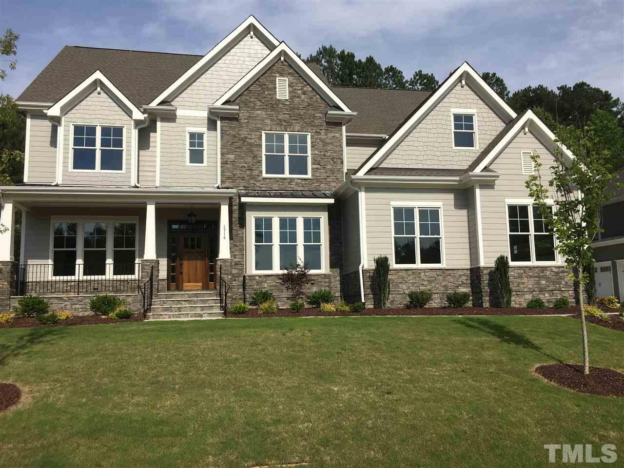 1716 Cooper Bluff Place, Cary, NC 27519