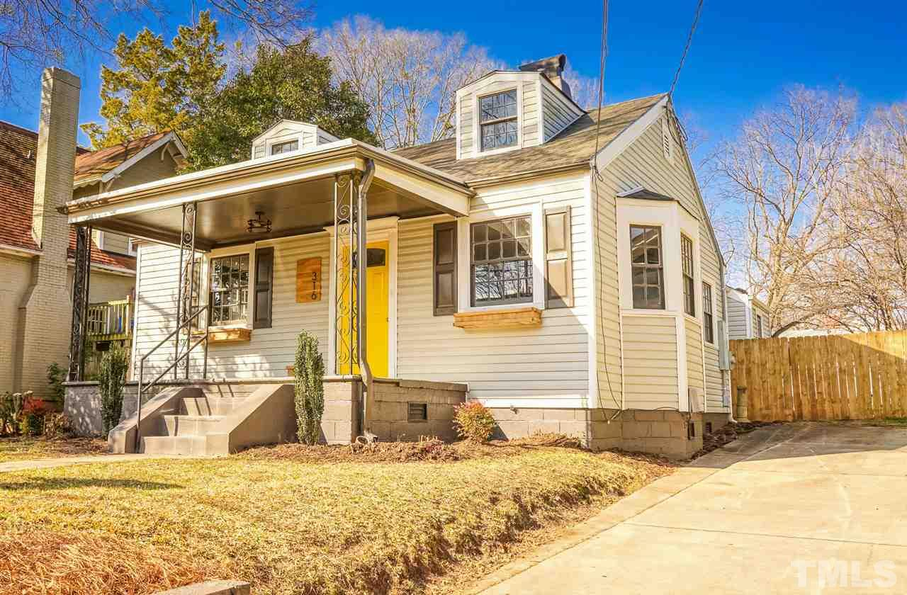 Homes For Sale In The Historic Five Points Neighborhood Raleigh Nc
