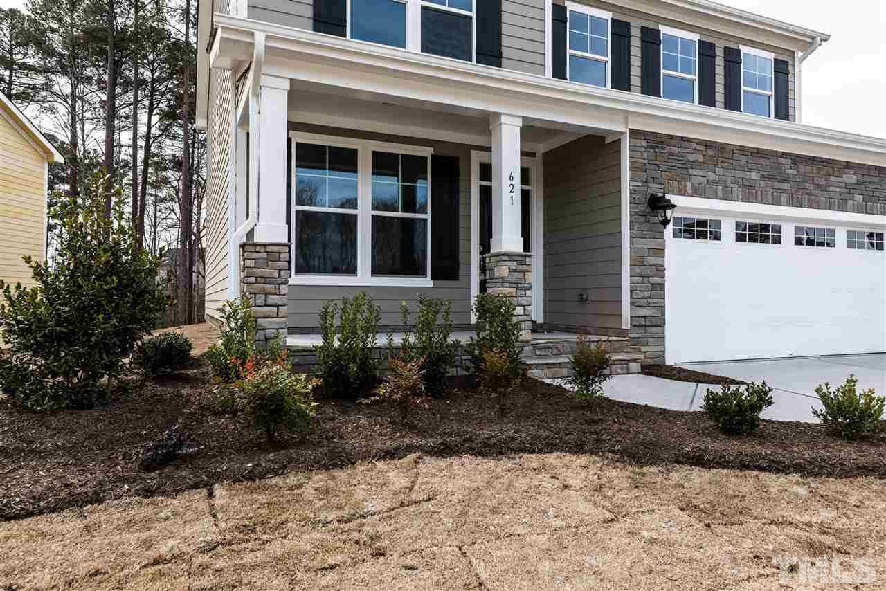Property for sale at 1009 Poppy Field Lane Unit 398 TSF, Wake Forest,  NC 27587