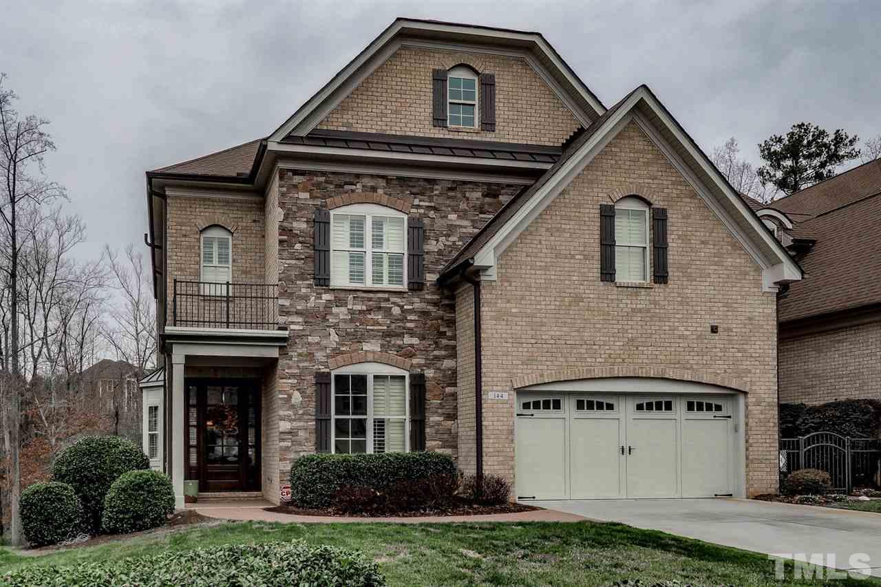 Tryon villas luxury townhomes homes for sale in cary nc for Master down townhomes