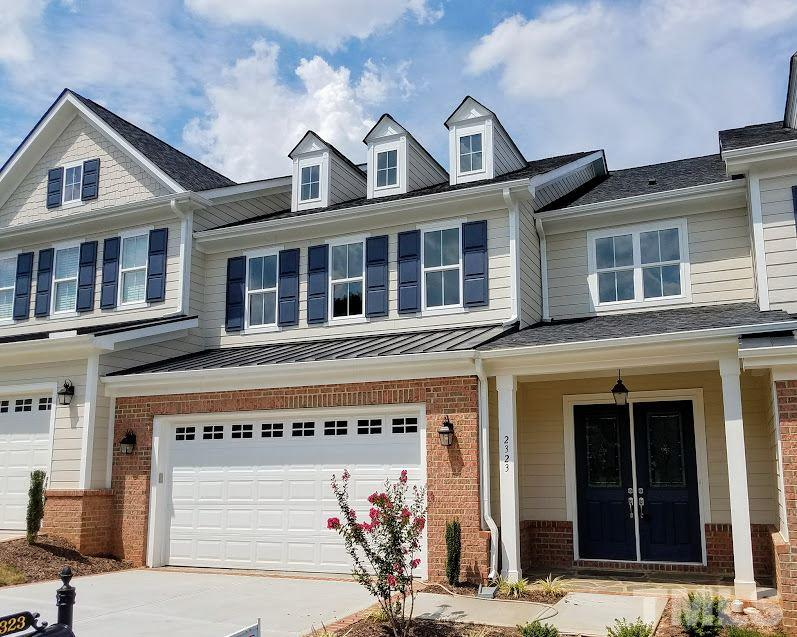 Property for sale at 2327 Carriage Oaks Drive, Raleigh,  NC 27614