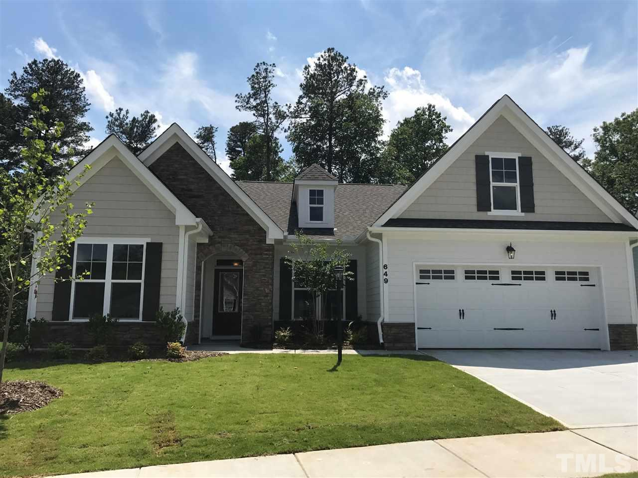 649 Meadowgrass Lane, Wake Forest, NC 27587