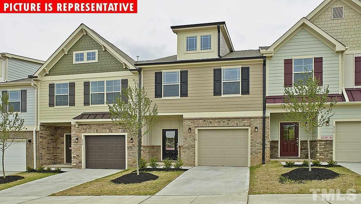 Property for sale at 516 Oak Forest View Lane, Wake Forest,  NC 27587