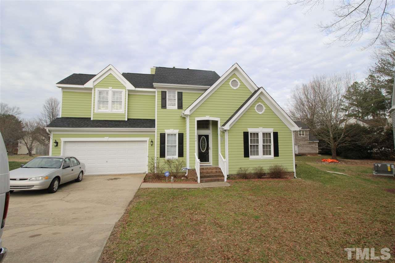408 Wildoat Place, Raleigh, NC 27610