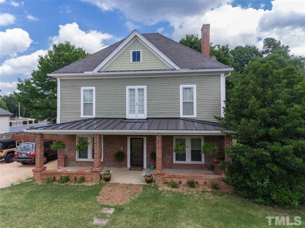 Property for sale at 417 S Main Street, Wake Forest,  NC 27587