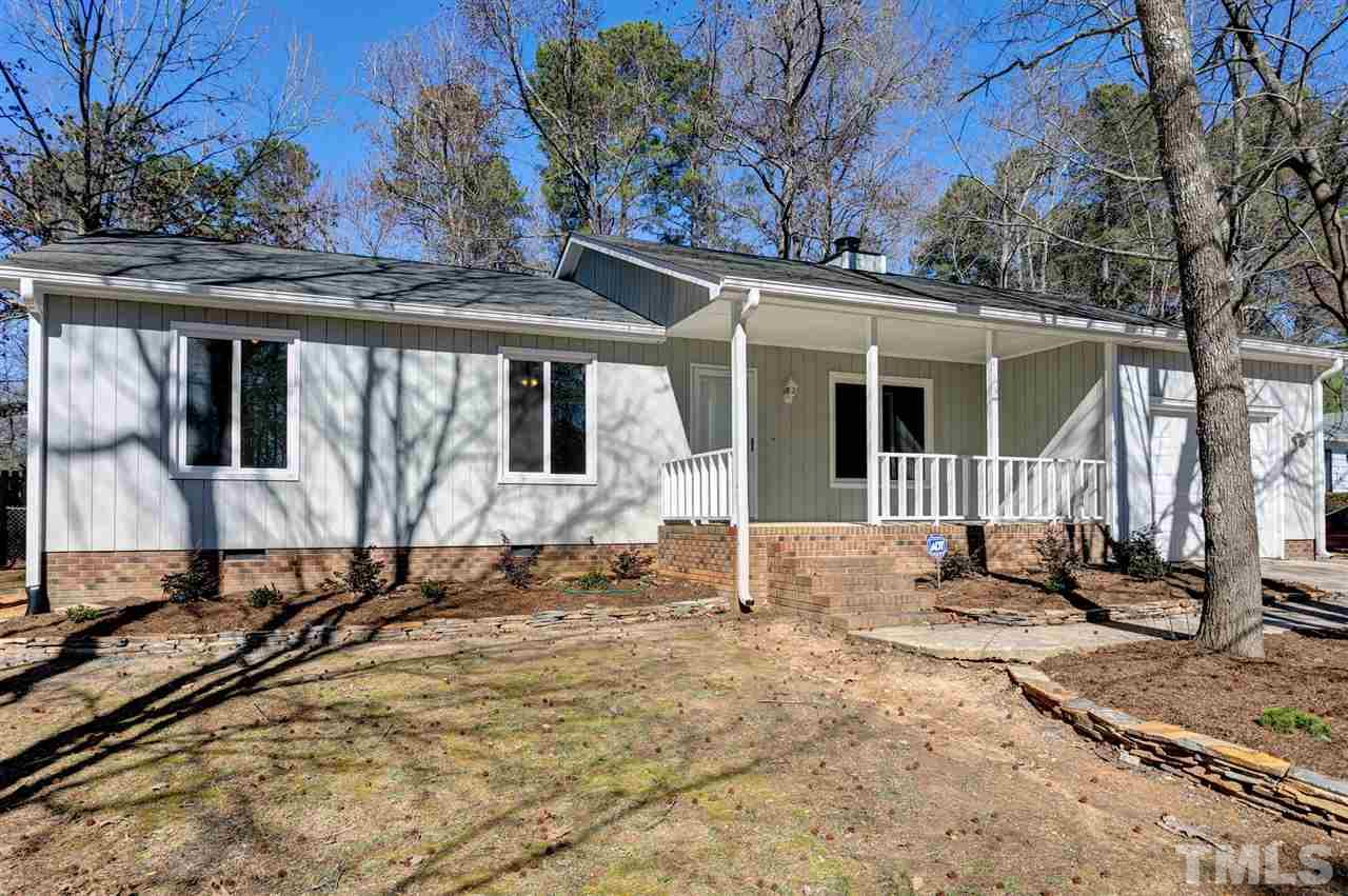 114 TRAPPERS RUN DRIVE, CARY, NC 27513