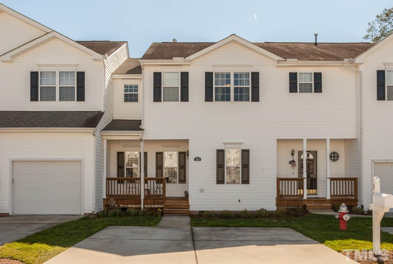 316 Misty Groves Circle, Morrisville, NC 27560