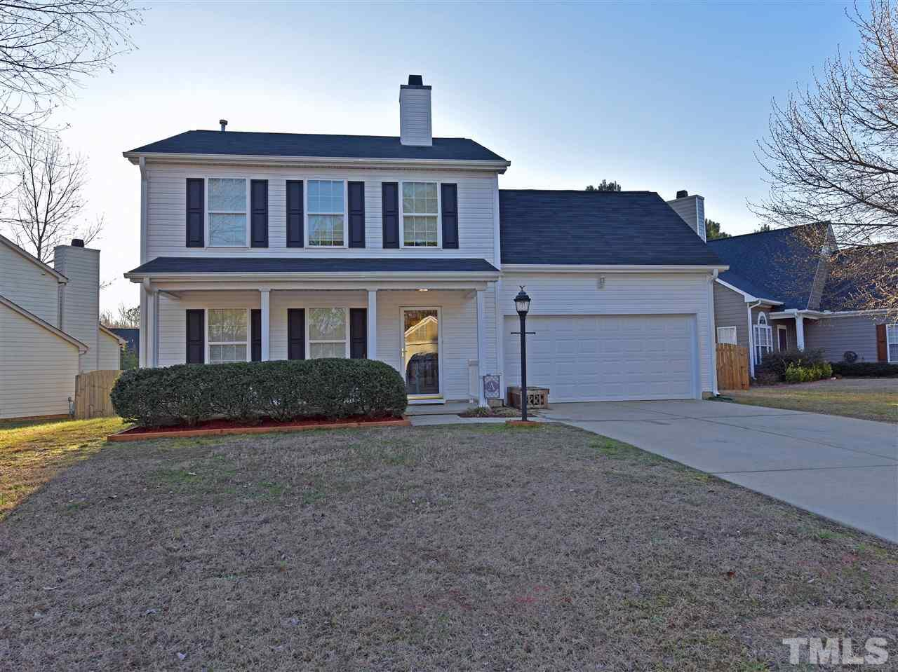 201 Tullich Way, Holly Springs, NC 27540