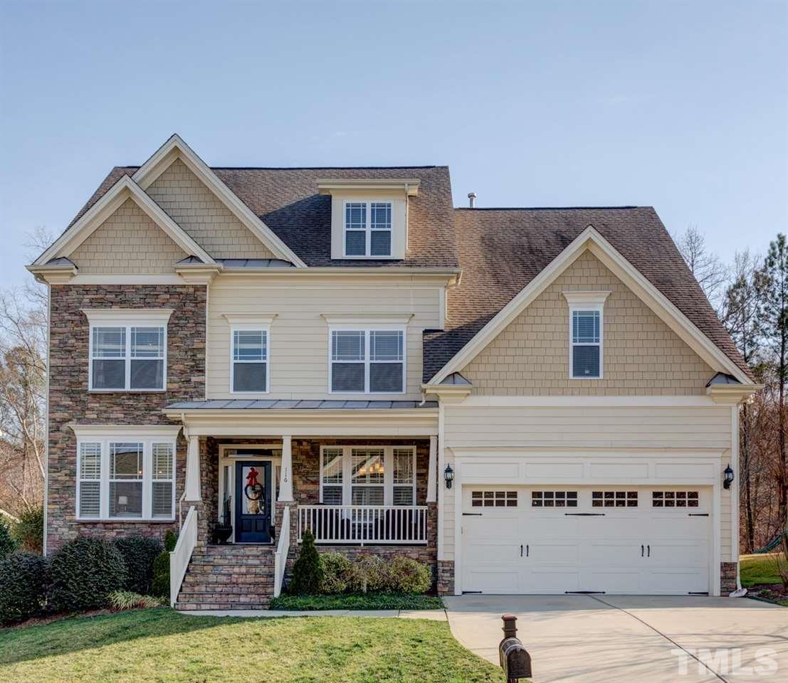116 Painted Turtle Lane, Cary, NC 27519