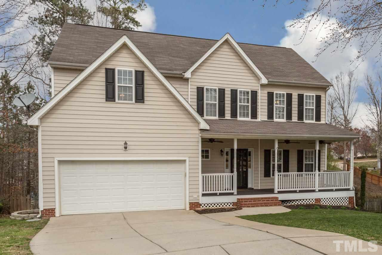 112 Volta Place, Holly Springs, NC 27540