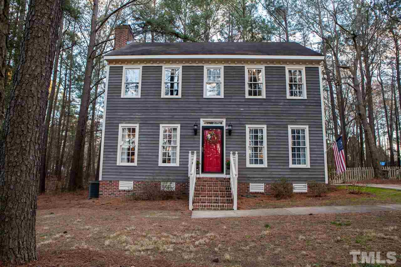 4901 Lord Nelson Drive, Raleigh, NC 27610