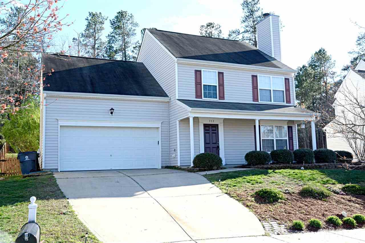 113 Talley Ridge Drive, Holly Springs, NC 27540