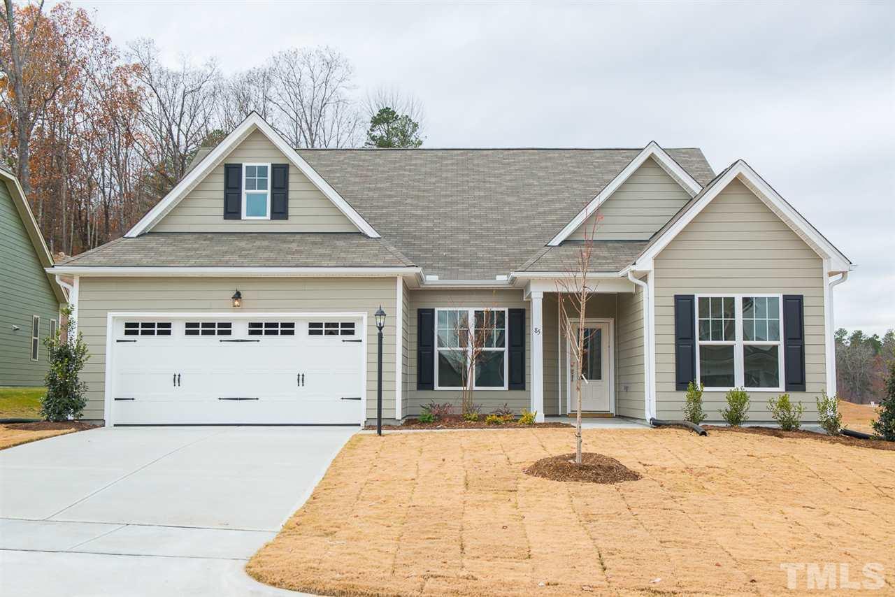 85 Herndon Creek Way, Chapel Hill, NC 27517