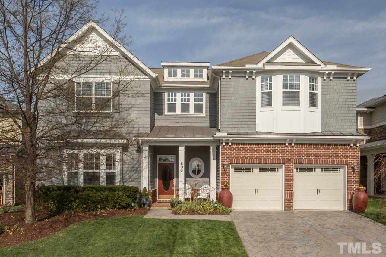 506 Tranquil Sound Drive, Cary, NC 27519
