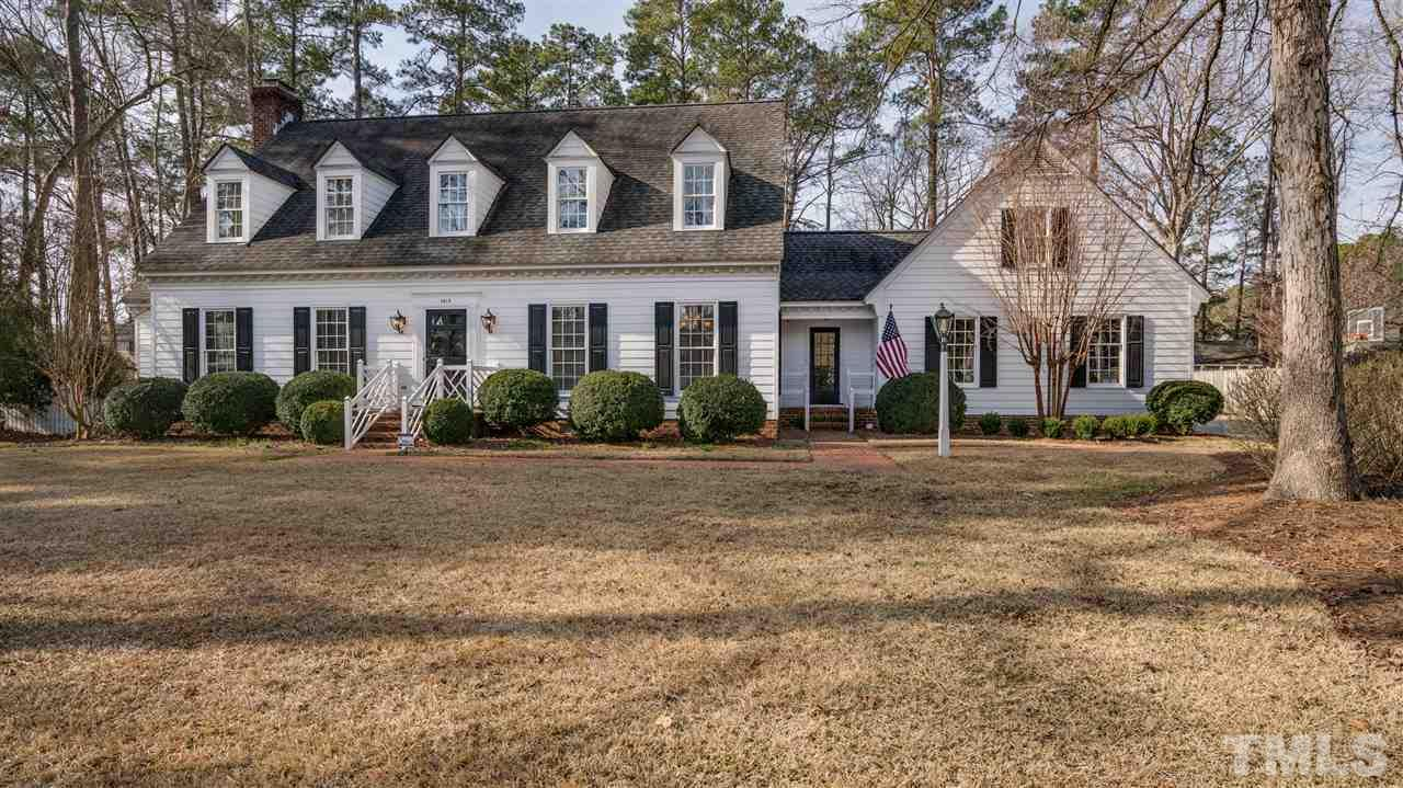 Property for sale at 1413 Jeremy Lane, Rocky Mount,  NC 27803