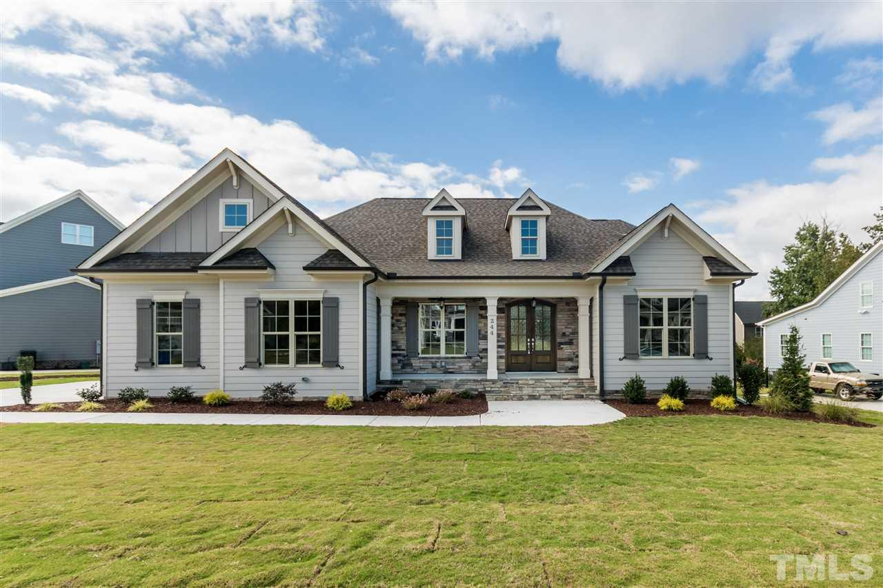 Property for sale at 244 Character Drive, Rolesville,  NC 27571