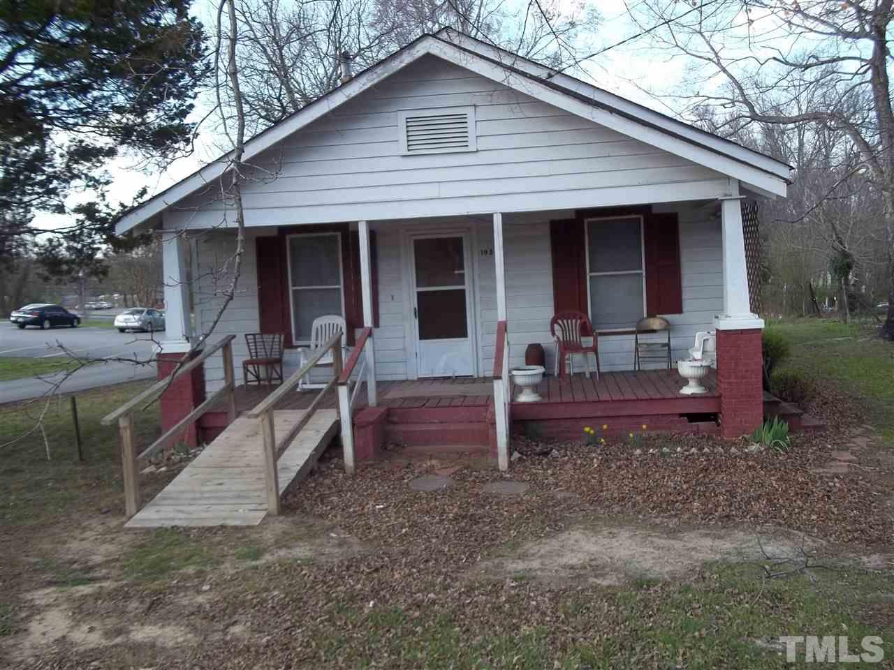 Property for sale at 195 E Main Street, Yanceyville,  NC 27379