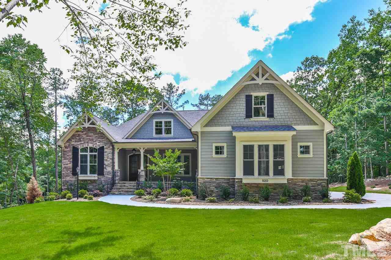 520 Lystra Preserve Drive, Chapel Hill, NC 27517