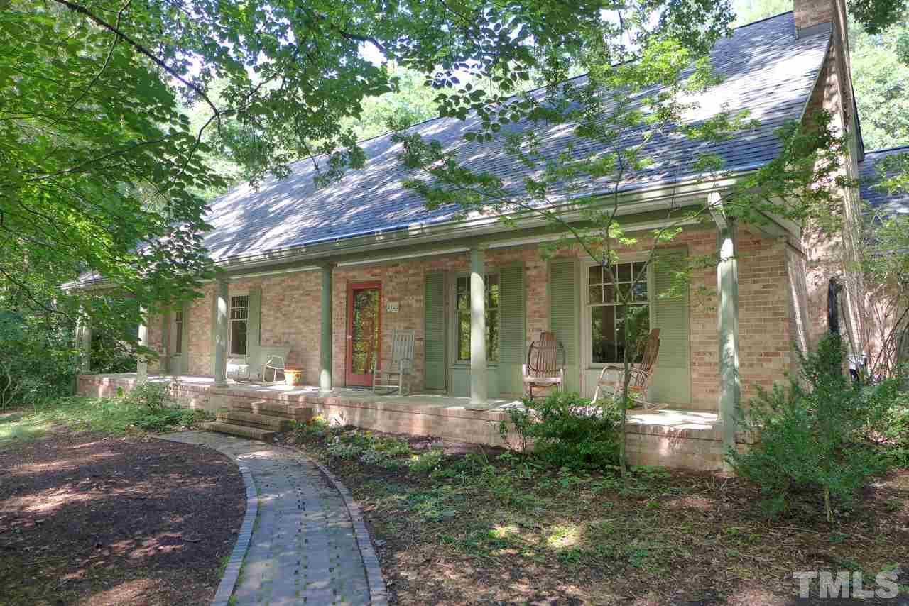 2109 N Lakeshore Drive, Chapel Hill, NC 27514