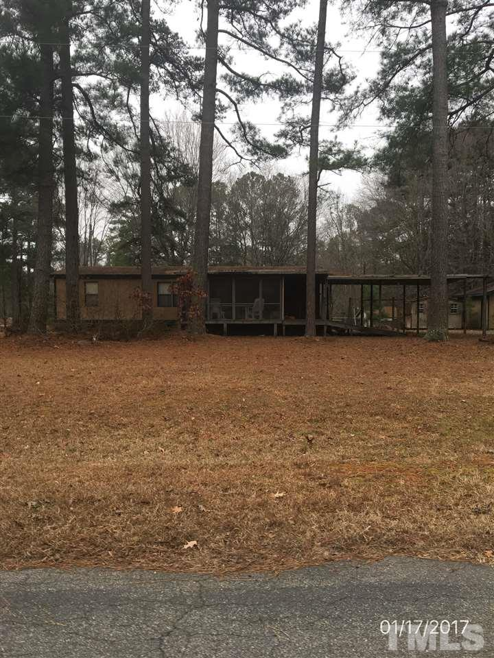 Property for sale at 138 Thoroughfare Road, Macon,  NC 27552