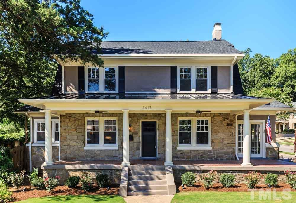 2417 FAIRVIEW ROAD, RALEIGH, NC 27608  Photo