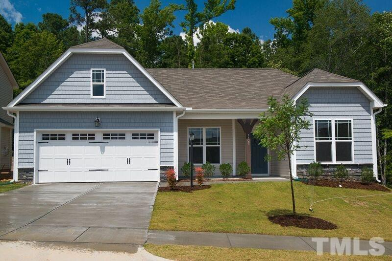 1107 Brook Bluff Road, Knightdale, NC 27545