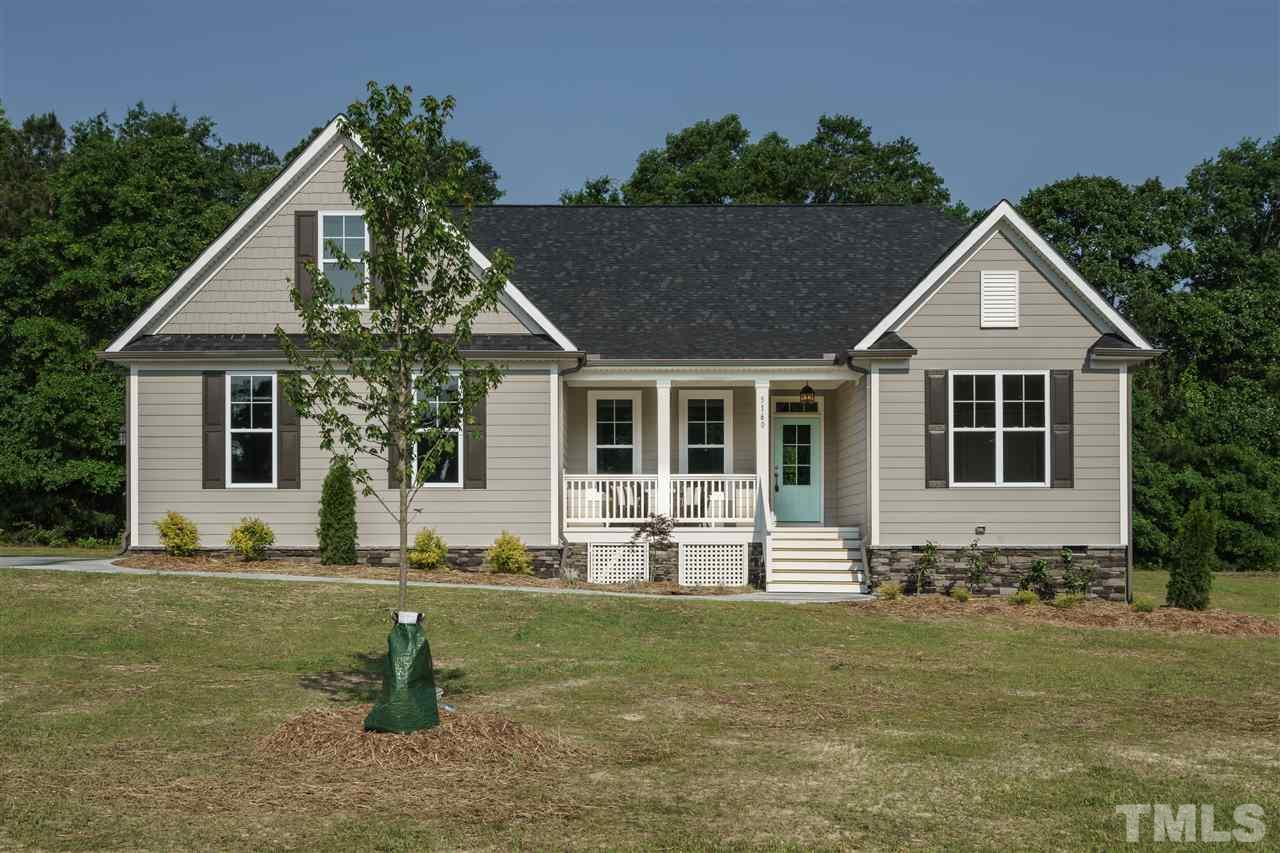5160 Old Powell Road, Holly Springs, NC 27540