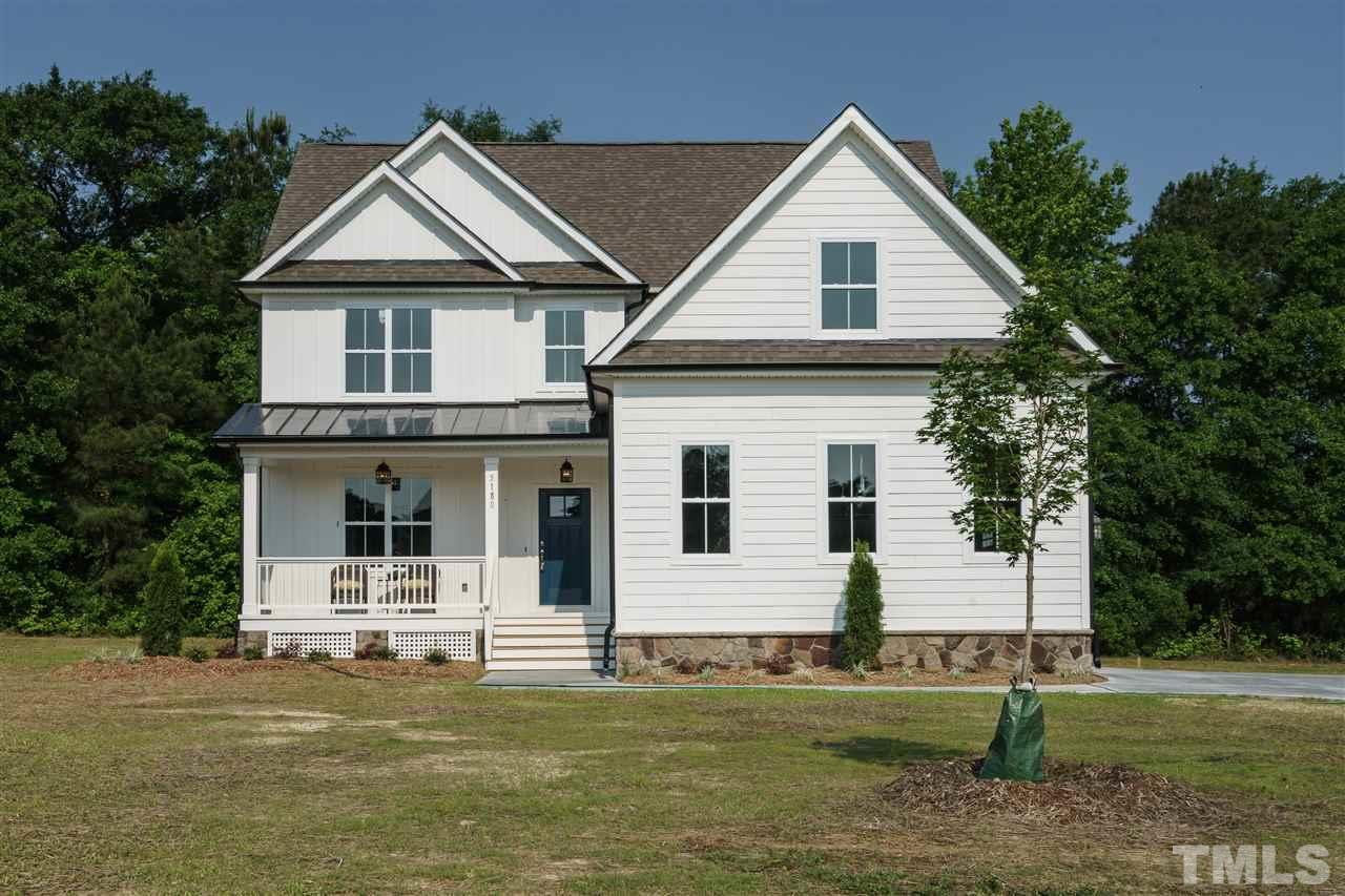 5180 Old Powell Road, Holly Springs, NC 27540