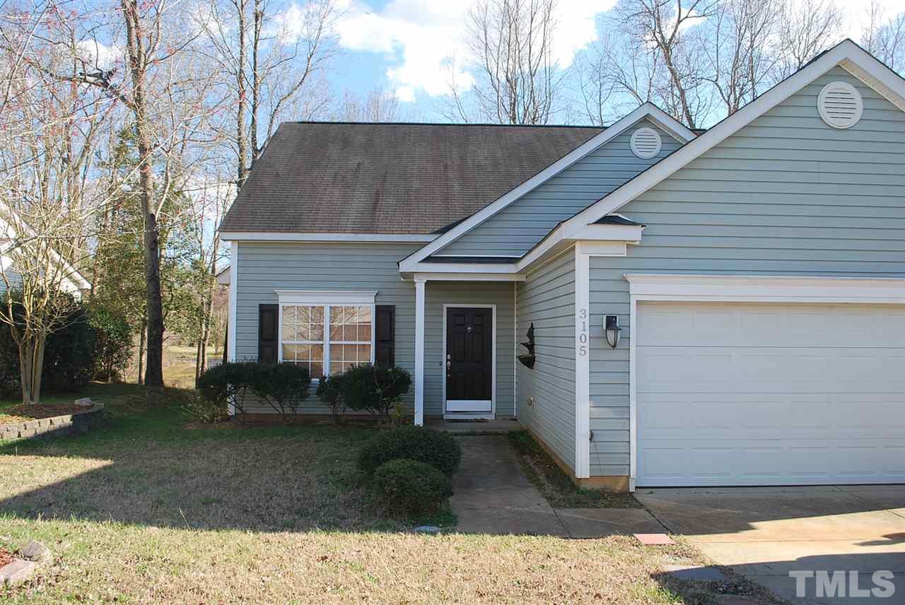 3105 Sawyers Mill Drive, Apex, NC 27539