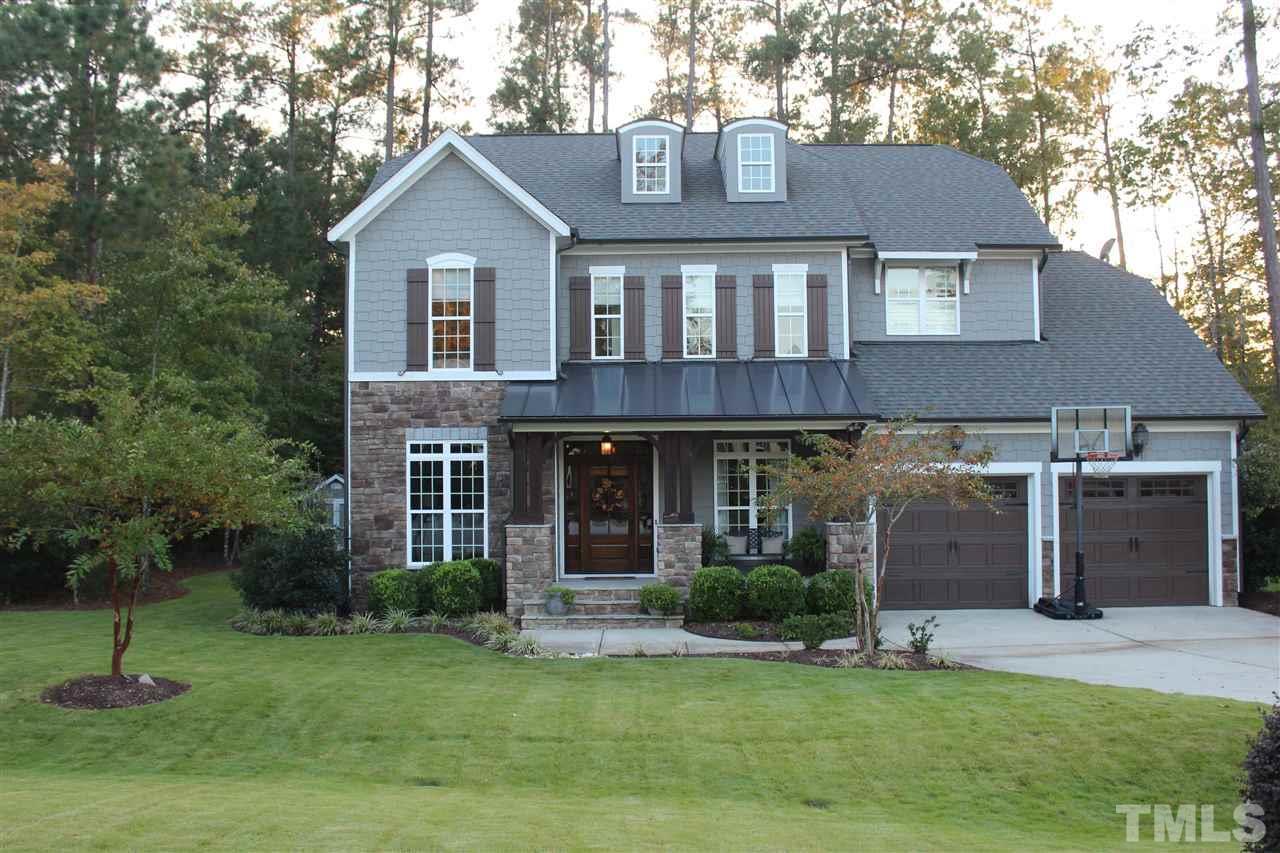 3124 Canopy Woods Drive, Apex, NC 27529