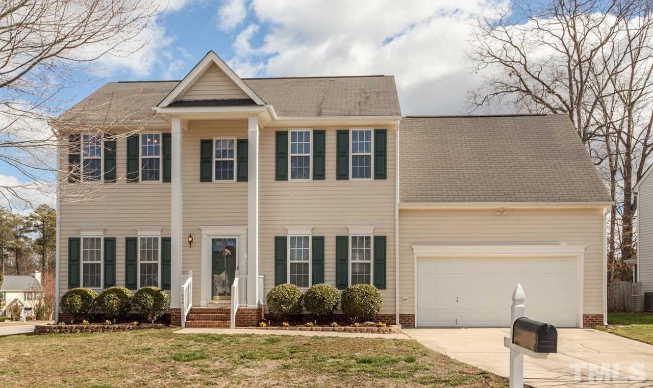 1000 Holly Meadow Drive, Holly Springs, NC 27540