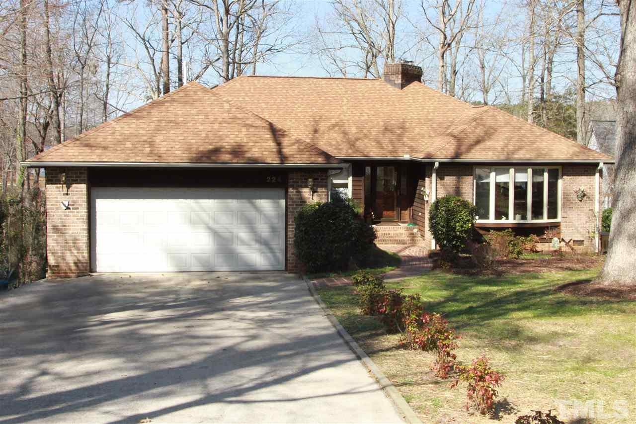 Property for sale at 224 Choctaw Drive, Louisburg,  NC 27549