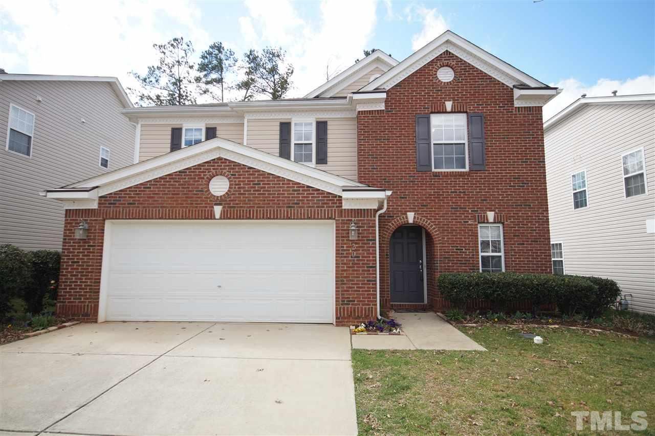 209 Milpass Drive, Holly Springs, NC 27540