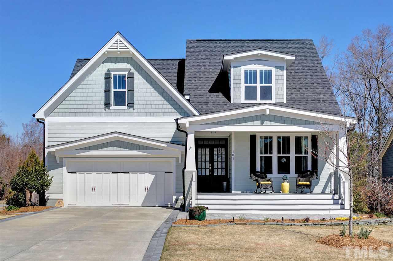 101 Middlegreen Place, Holly Springs, NC 27540