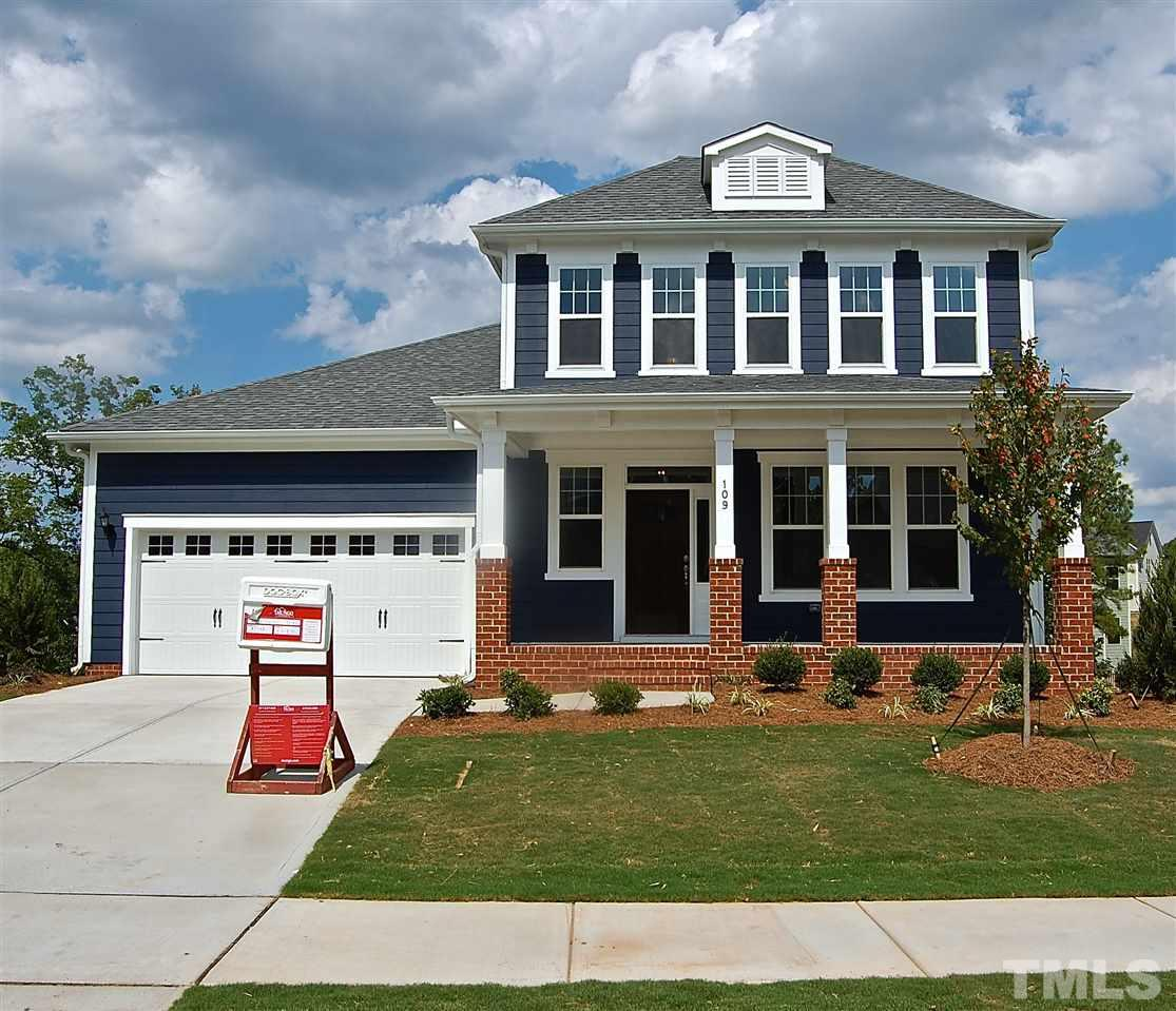 109 Cahors Trail, Holly Springs, NC 27540
