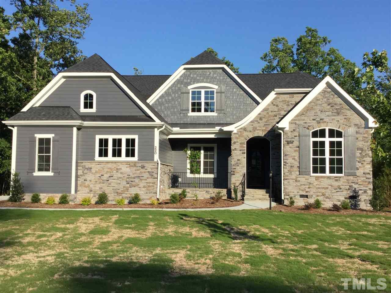 220 Beech Slope Court, Chapel Hill, NC 27517