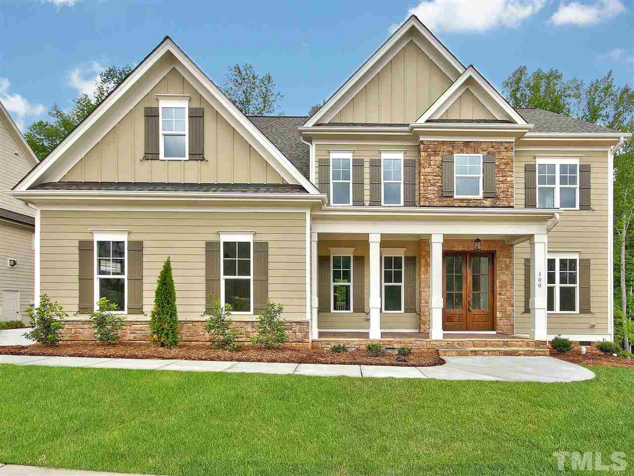 108 Roseroot Court, Holly Springs, NC 27540