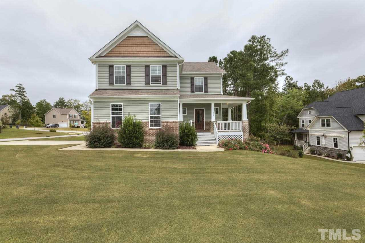 348 Wingnut Court, Holly Springs, NC 27540