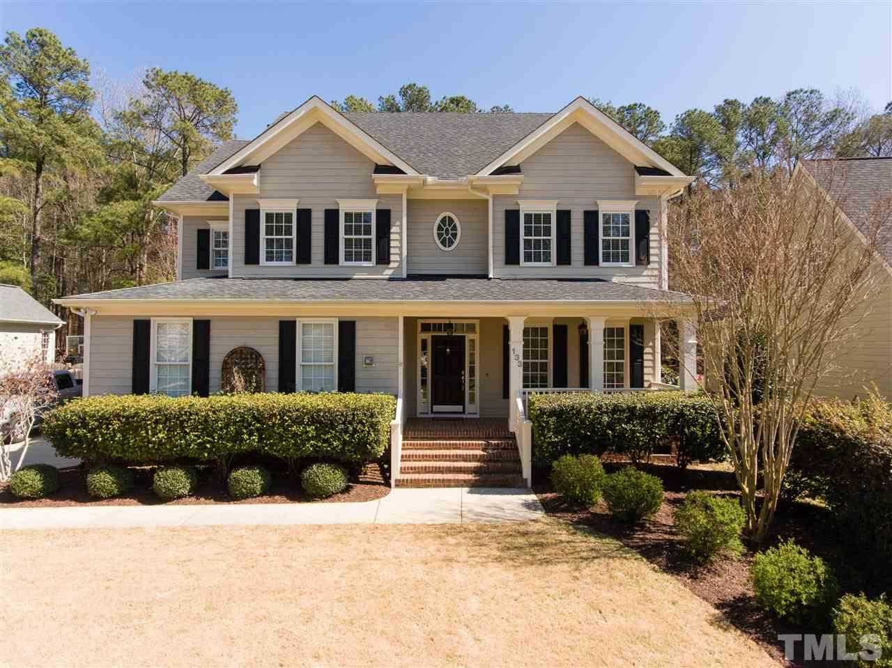 133 Grantwood Drive, Holly Springs, NC 27540