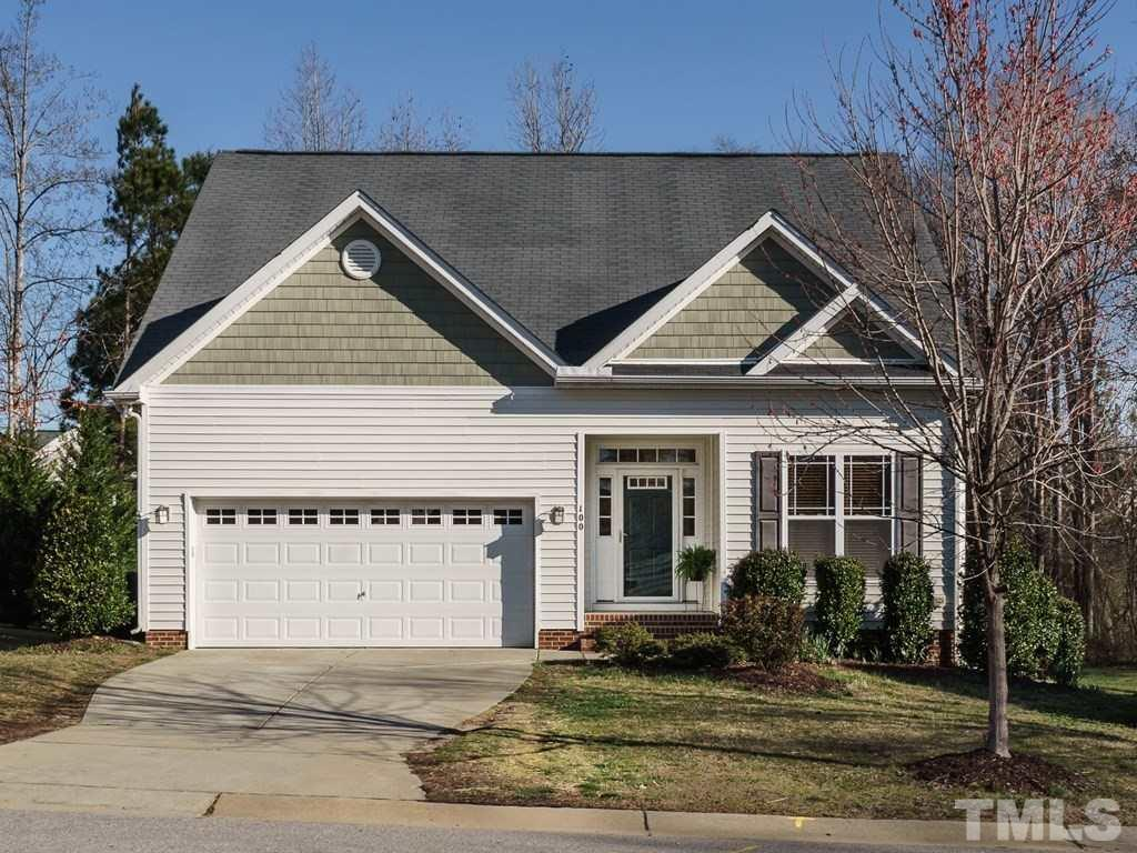100 Acorn Falls Court, Holly Springs, NC 27540