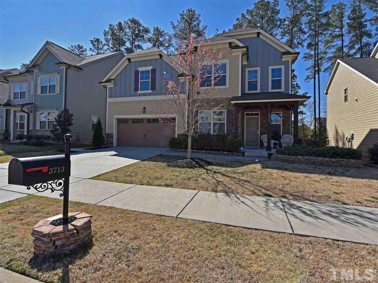 3713 Colby Chase Drive, Apex, NC 27539