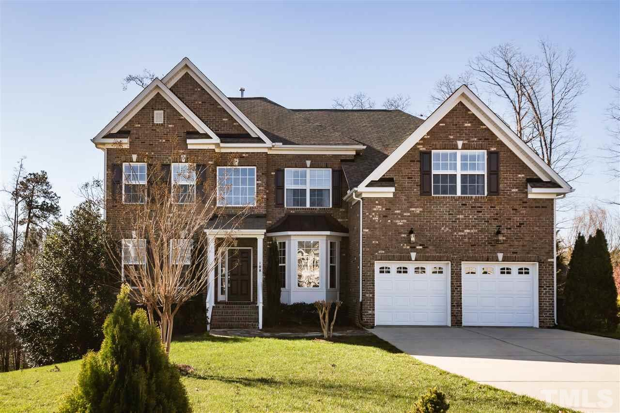108 Goose Rock Court, Holly Springs, NC 27540
