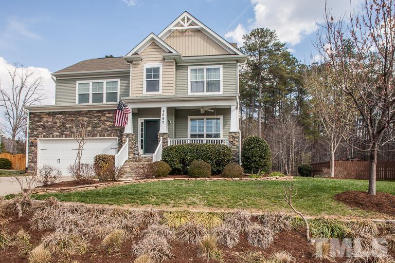 8692 Forester Lane, Apex, NC 27539
