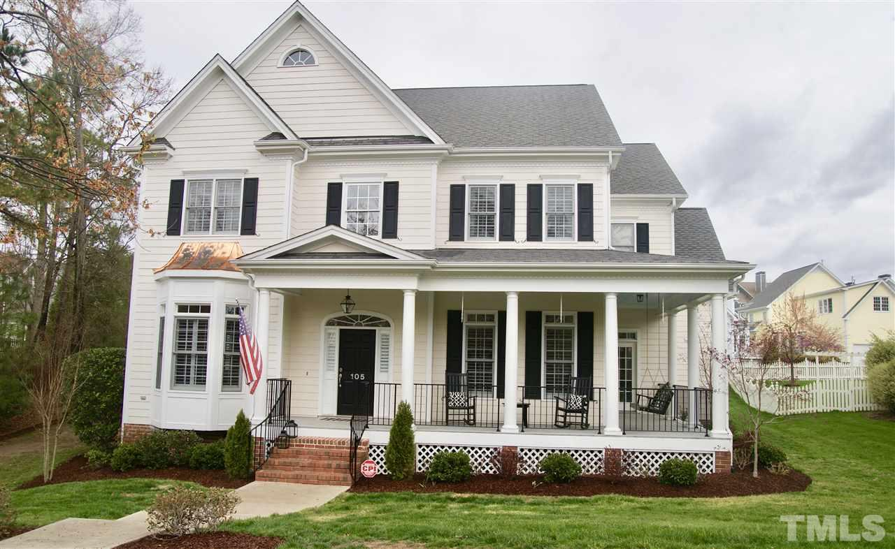 105 Monument View Lane, Cary, NC 27519
