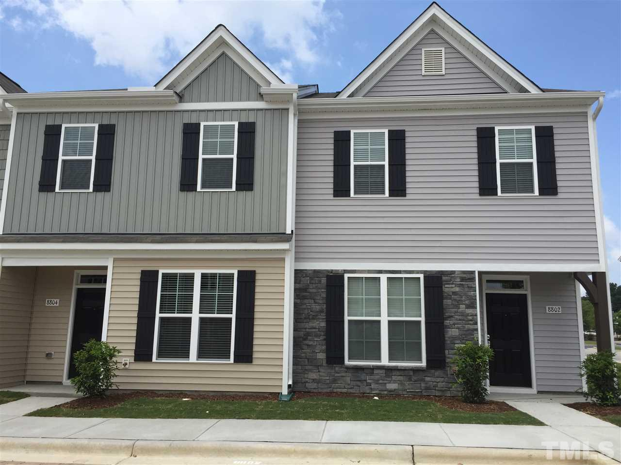8802 Commons Townes Drive 75, Raleigh, NC 27616