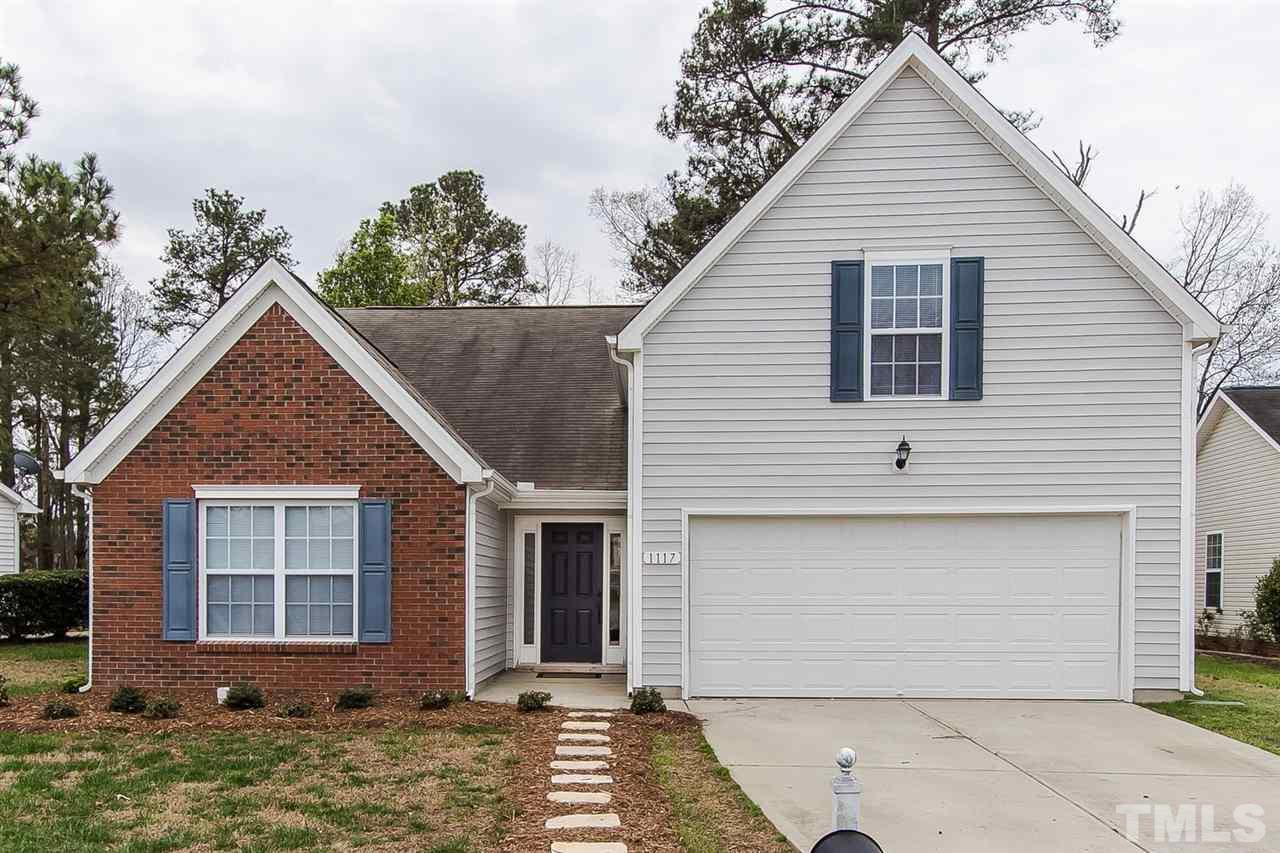 1117 Holly Meadow Drive, Holly Springs, NC 27540