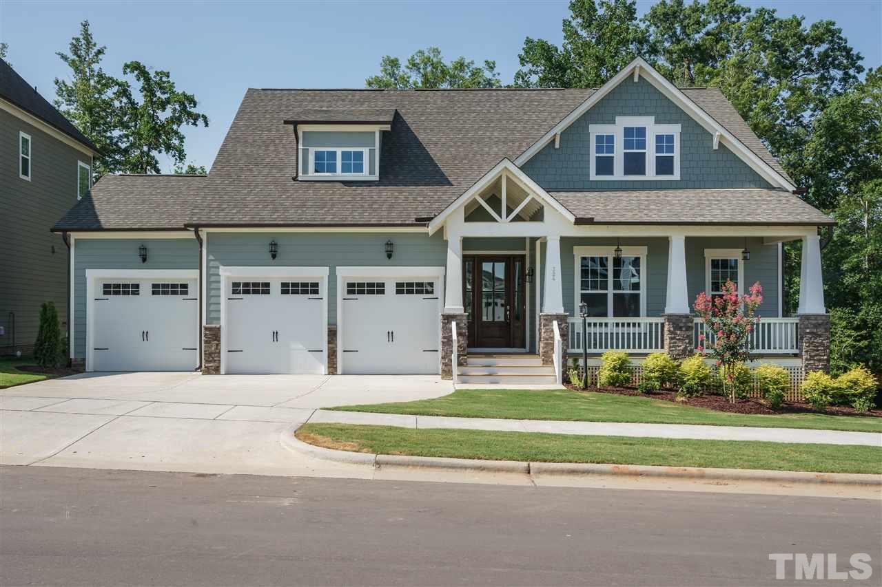 324 Quaker Meadows Court, Holly Springs, NC 27540