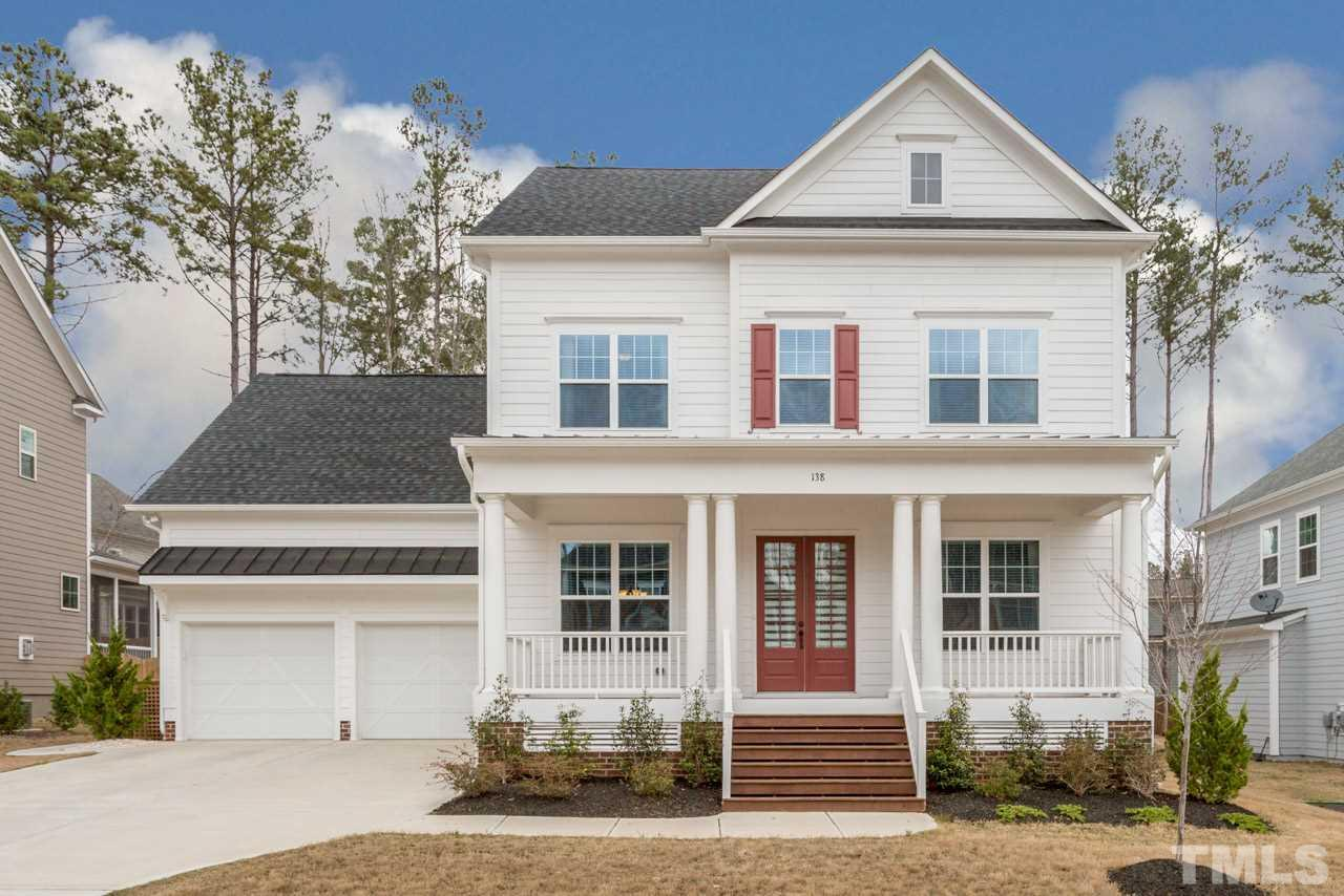 138 Ironcreek Place, Holly Springs, NC 27539