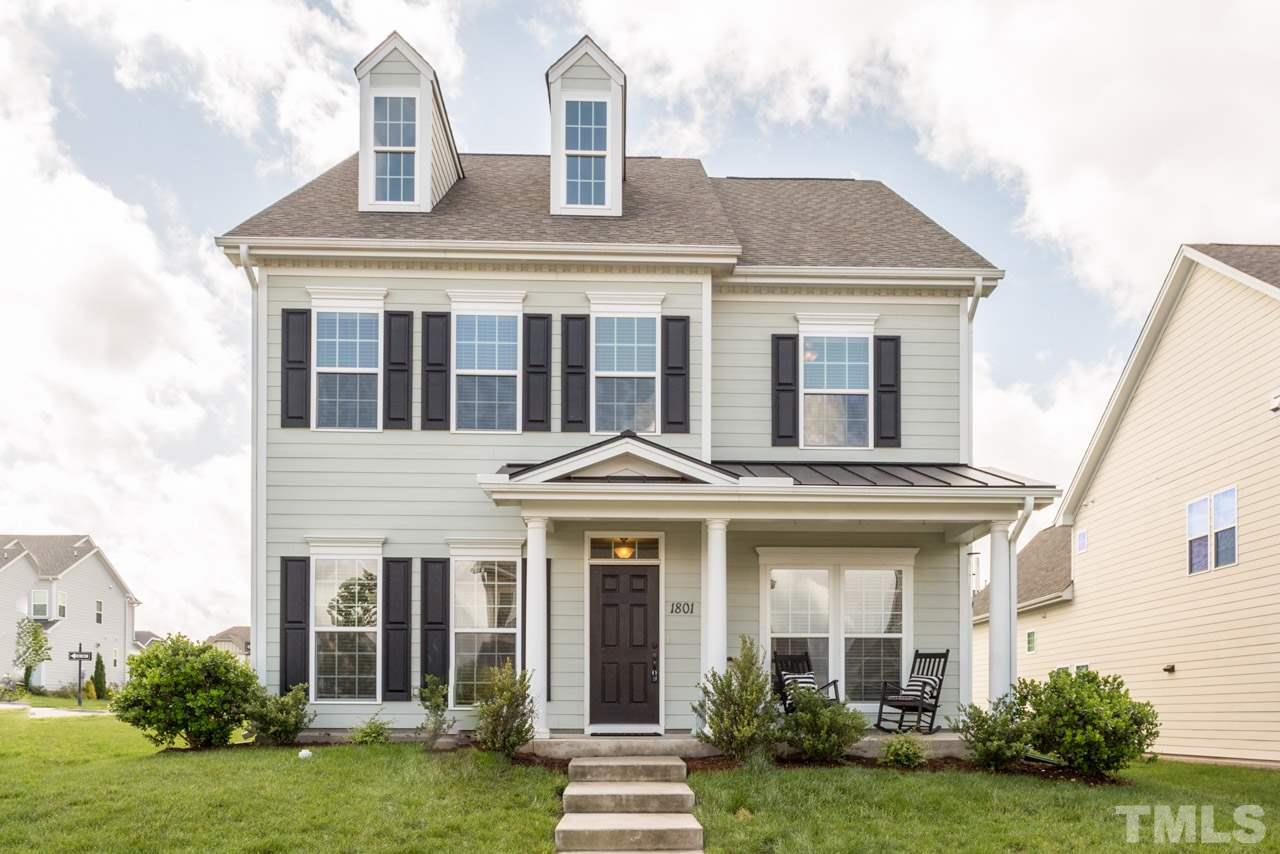 1801 Hemby Ridge Lane, Morrisville, NC 27560