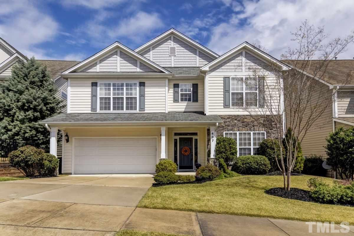 407 Golden Harvest Loop, Cary, NC 27519